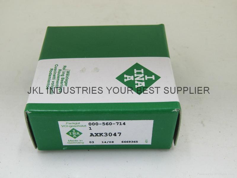 INA   AXK3047    Needle Roller Thrust Bearings