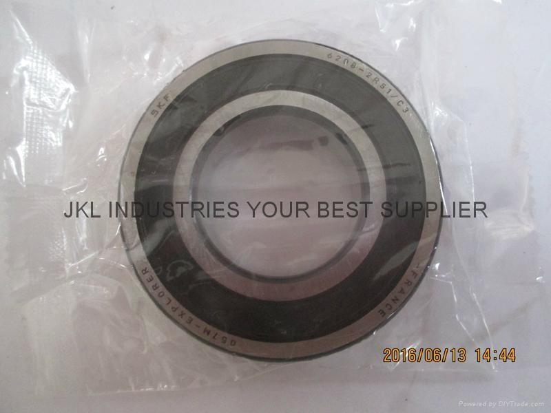 SKF   6208-2RS1/C3  Deep Groove Ball Bearing