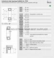 FAG  NJ206-E-TVP2-C3  Cylindrical Roller