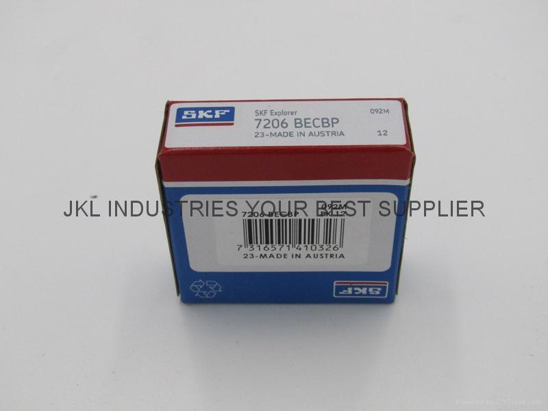 SKF  7206BECBP  Angular Contact Ball Bearings 1