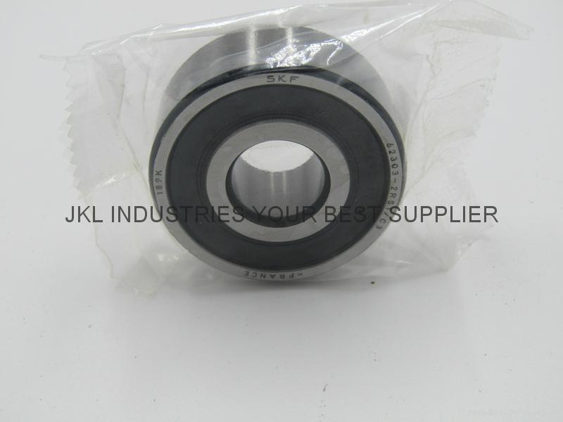 SKF   62303-2RS1/C3  Deep Groove Ball Bearings 3