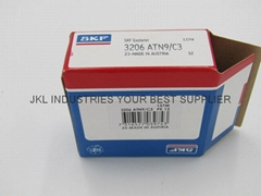 SKF   3206 ATN9/C3   Angular Contact Ball Bearings
