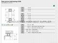 SNR    6208 HT200ZZ  Deep Groove Ball Bearings