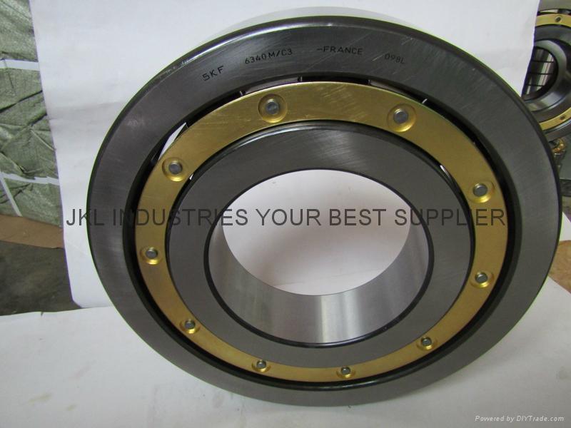 SKF  6340 M/C3  Deep Groove Ball Bearings 3
