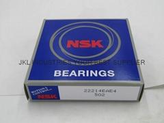 NSK  22214EAE4   Spherical roller bearing (Hot Product - 1*)