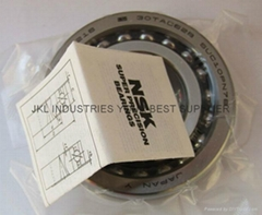 Angular contact thrust ball bearings   30TAC62B
