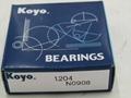 Self-aligning ball bearings   KOYO 1204
