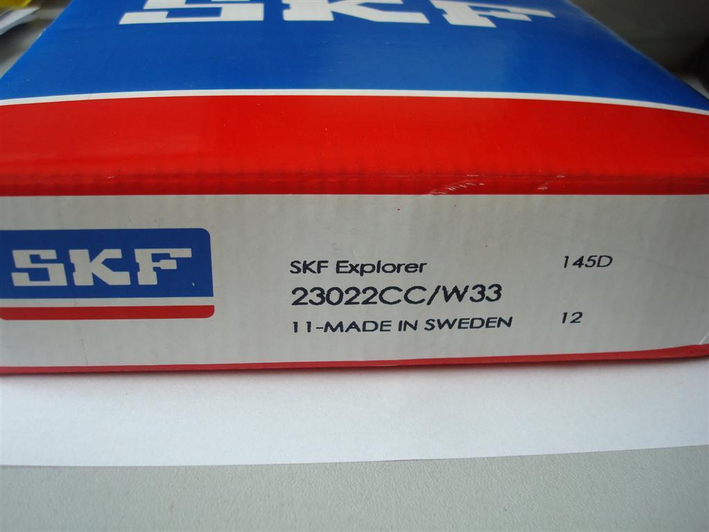 23022 CC/W33  SKF  Spherical roller bearings