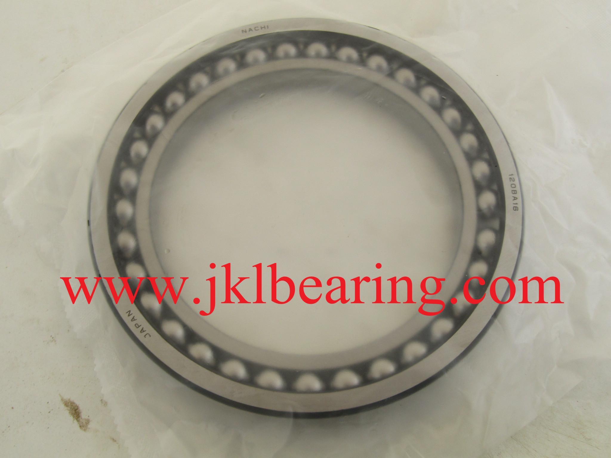 NACHI    BA12016 Angular Contact Ball Bearing 1