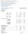 SKF    NU 2214ECM/C4  Cylindrical Roller Bearings