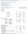 NSK   7212B   Angular Contact Ball Bearing