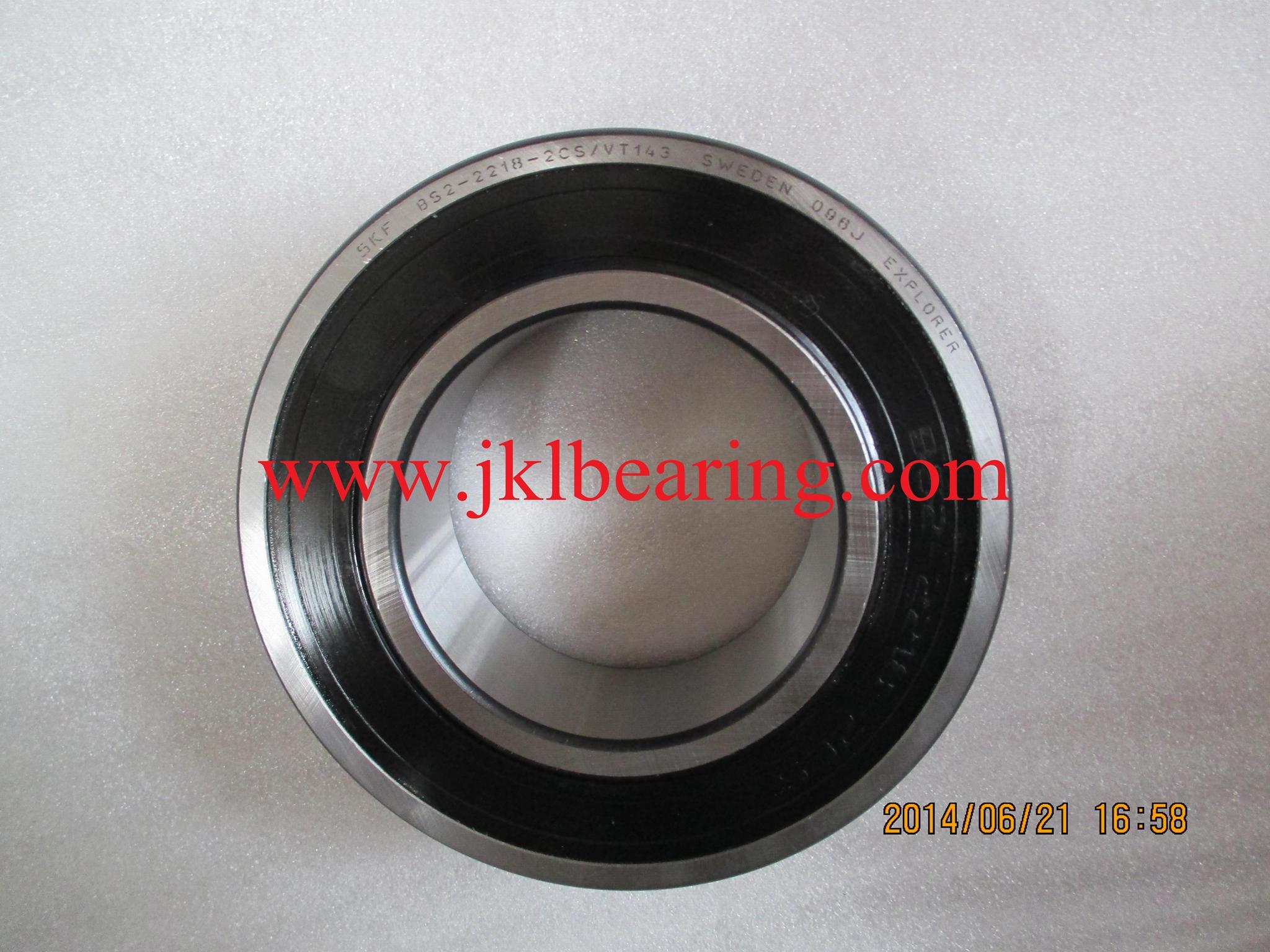 SKF  BS2-2218-2CS-VT143 Spherical Roller Bearing