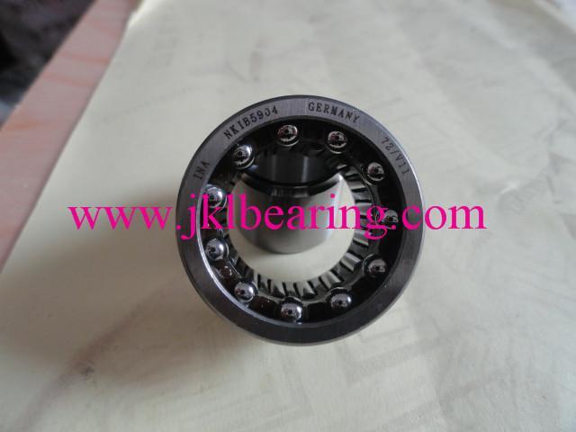 INA  NKIB5904  Needle roller/angular contact ball bearings 2