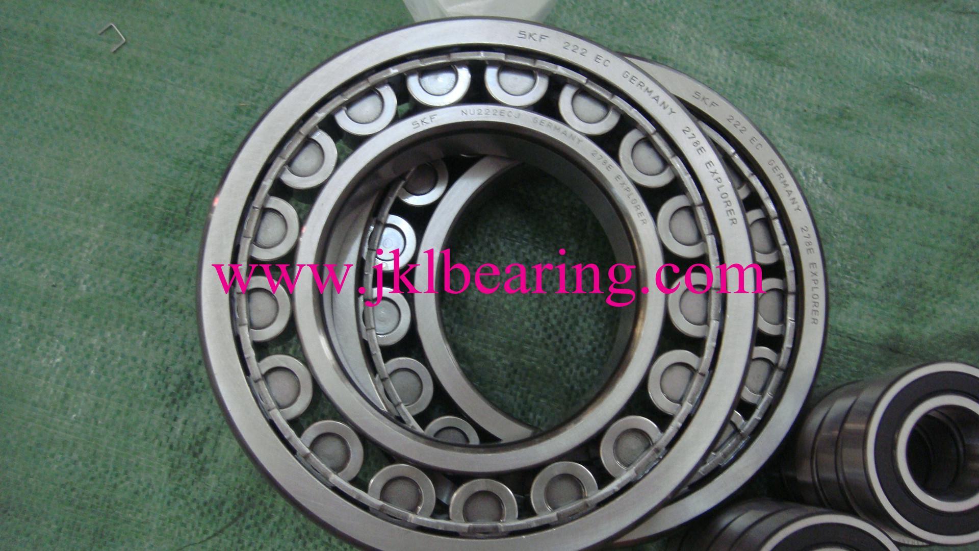 SKF  NU222ECJ  Cylindrical Roller Bearing