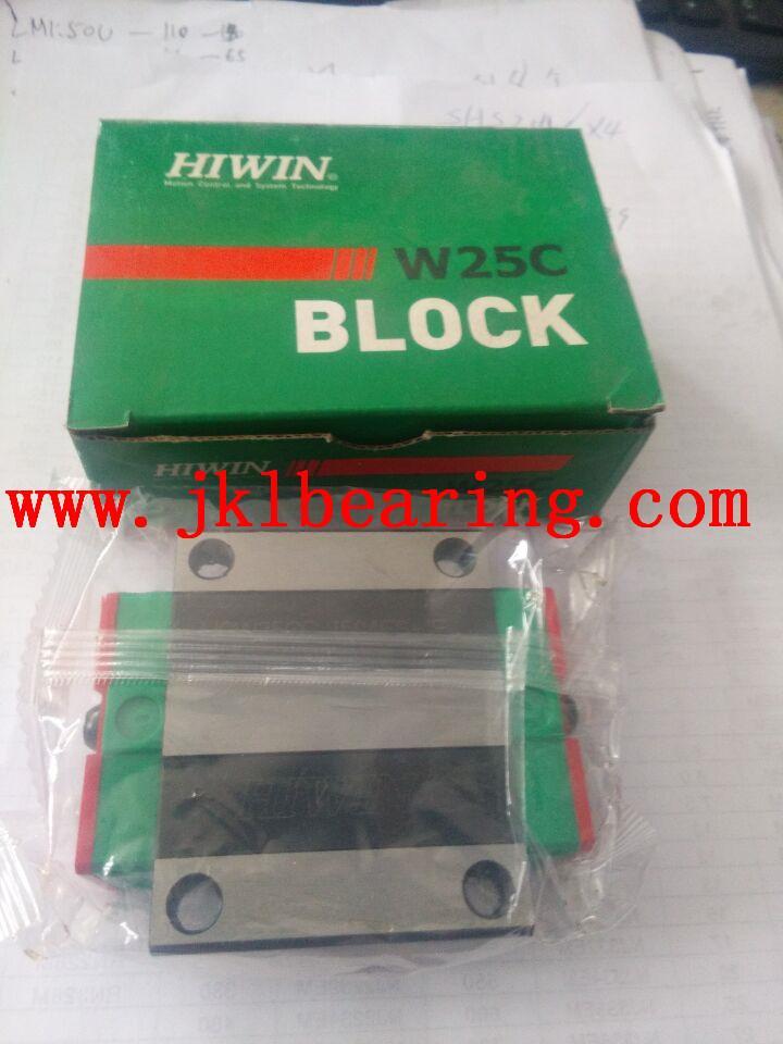 HIWIN  HGW25CCZOH  Linear Guideway 1