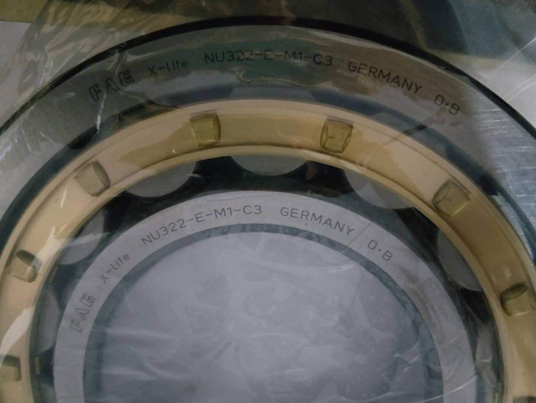 FAG   NU322 EM1C3      Made in  Cylindrucal Roller Bearings