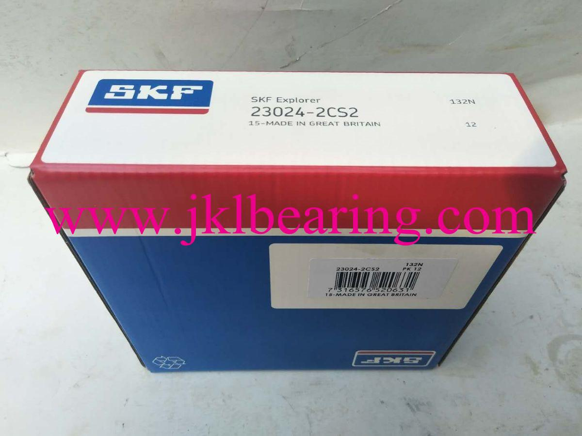 SKF 23024-2CS2  Spherical Roller Bearings