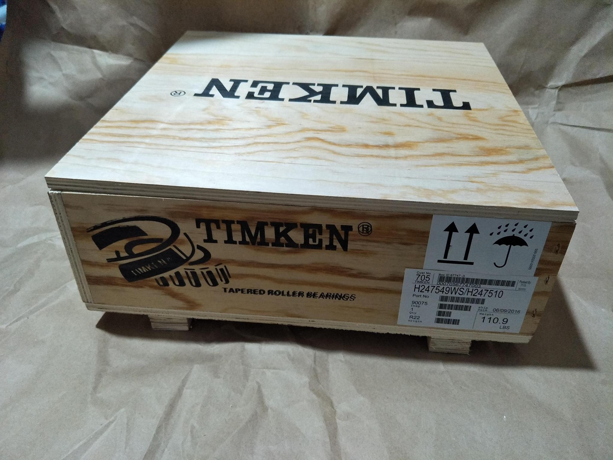 TIMKEN H247549/10  Tapered Roller Bearings 7