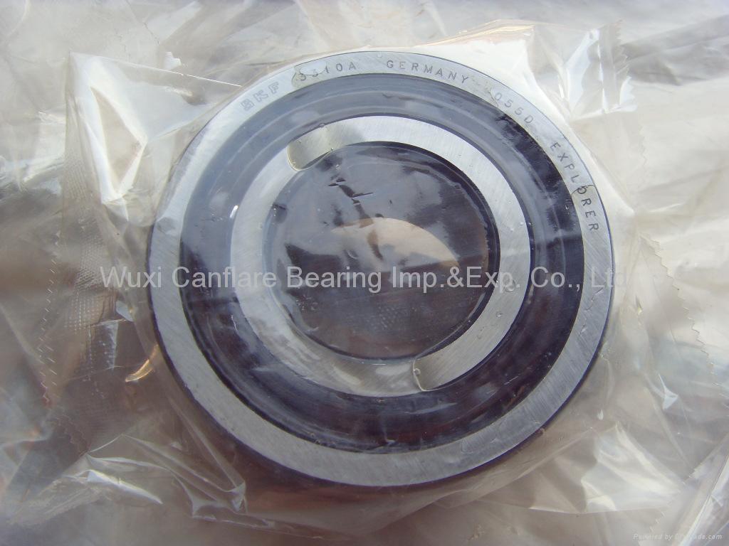 Angular contact ball bearings, double row 2
