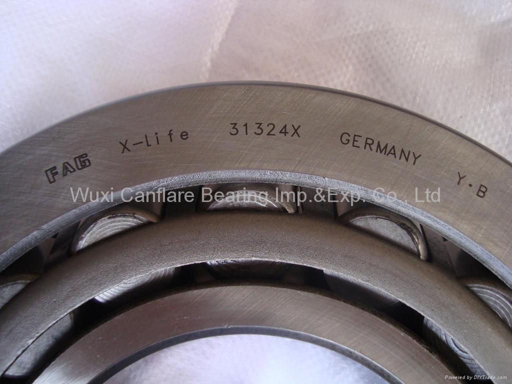 Tapered roller bearings, single row,both metric and inch series