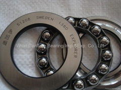 Thrust ball bearings, single direction