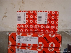 Cylindrical roller bearings, single row, NF design
