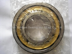Cylindrical roller bearings, single row, NUPdesign