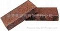 鐵鏽色燒結磚陶土磚 1