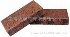 鐵鏽色燒結磚陶土磚