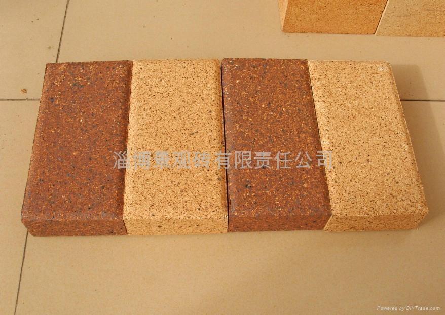 出口日本歐美耐火鋪地磚,燒結磚 1