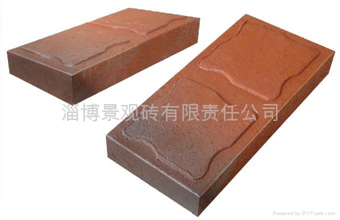 出口日本歐美耐火鋪地磚,燒結磚 2