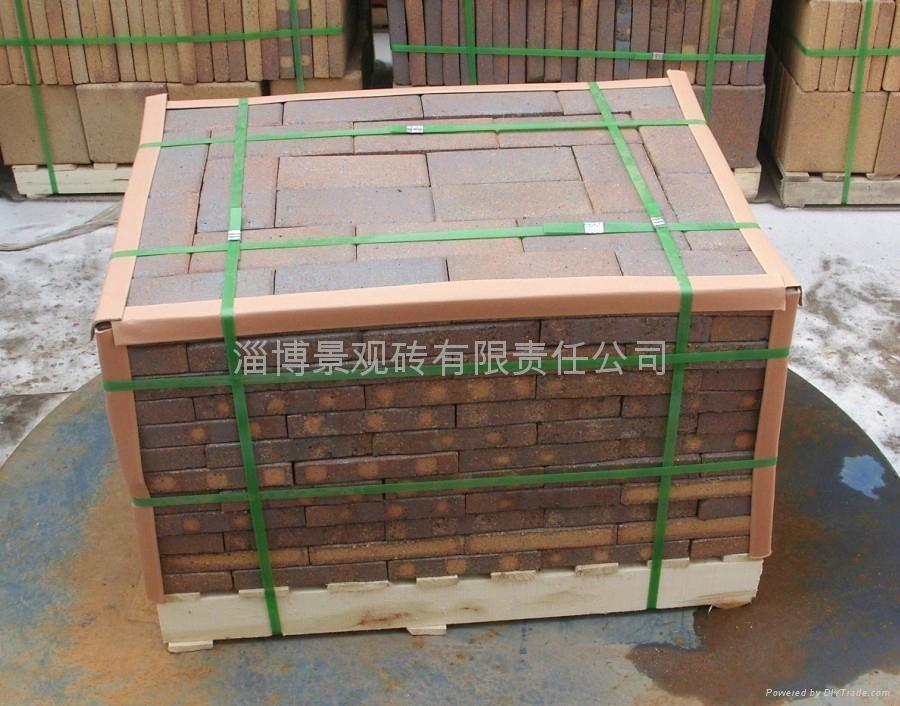 出口日本歐美耐火鋪地磚,燒結磚 4