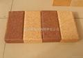 鐵鏽色燒結磚陶土磚 2