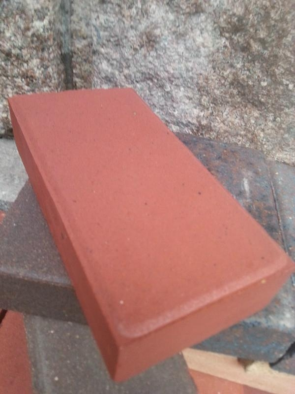 紅色園林燒結磚 4