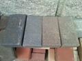 褐色棕色燒結磚景觀磚廣場磚 5