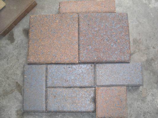 鐵鏽色燒結磚陶土磚 4