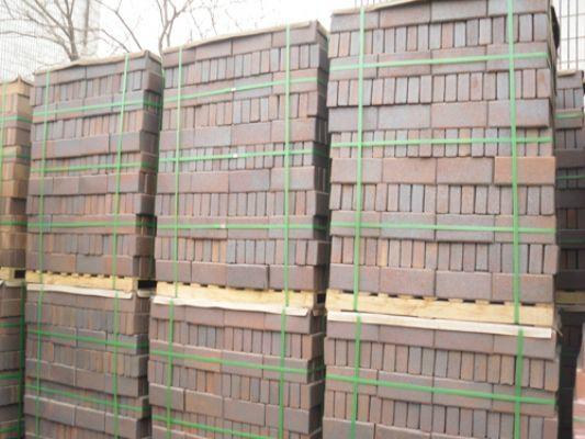 鐵鏽色燒結磚陶土磚 3