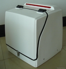 fiberglass food delivery box