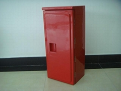GRP Cabinet for fire fig