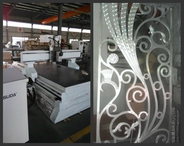數控鋁板雕刻機 1