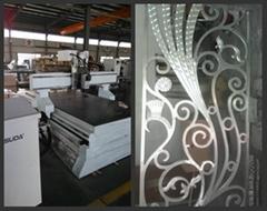 數控鋁板雕刻機