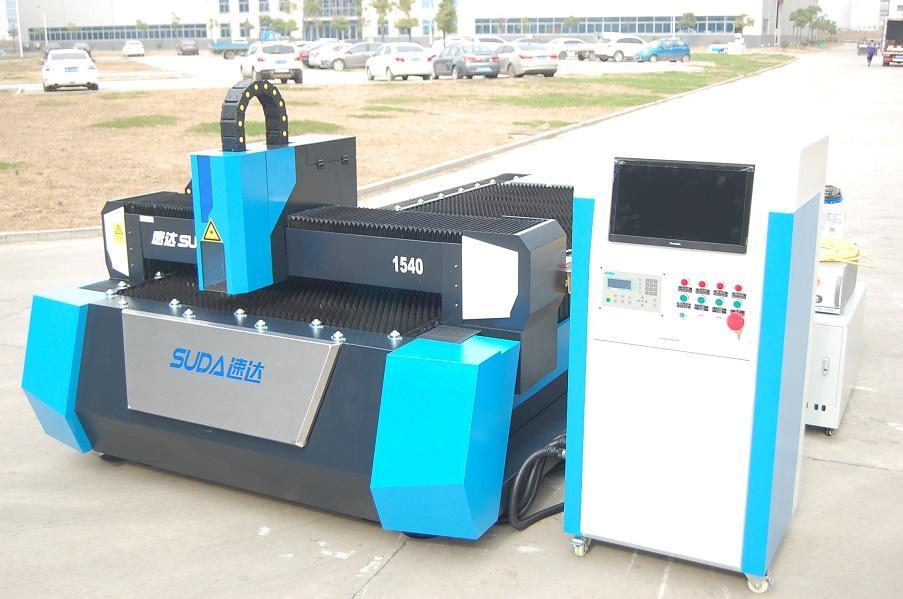 1000W光纤激光切割机 1