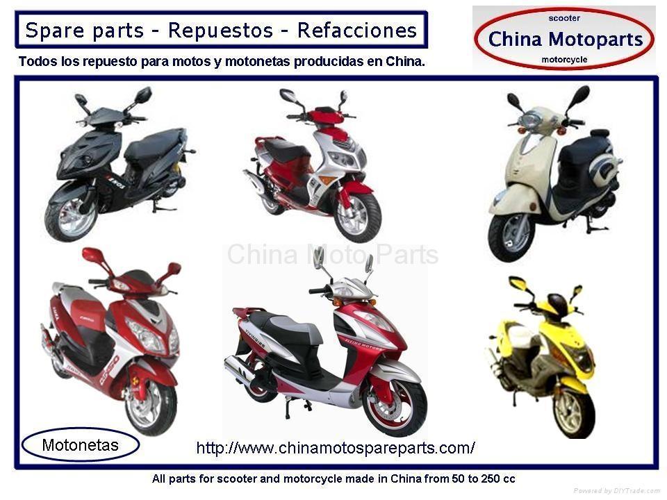 Popular Motonetas Series