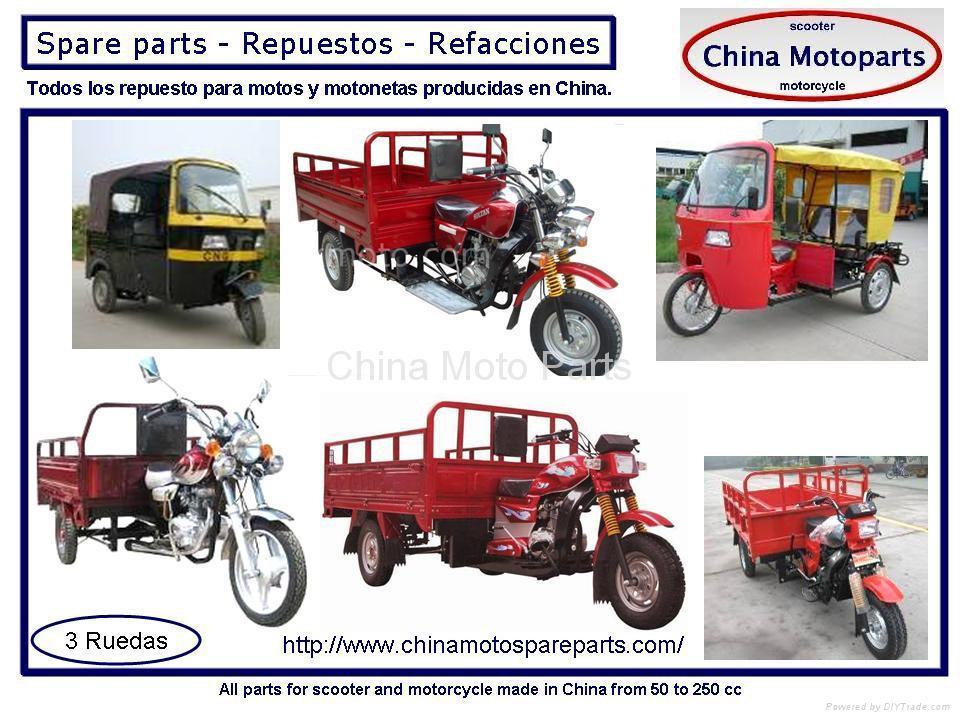Popular 3 Ruedas Series