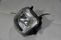 Tailing light and headlight