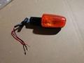 Motorcycle turning light LED tail light