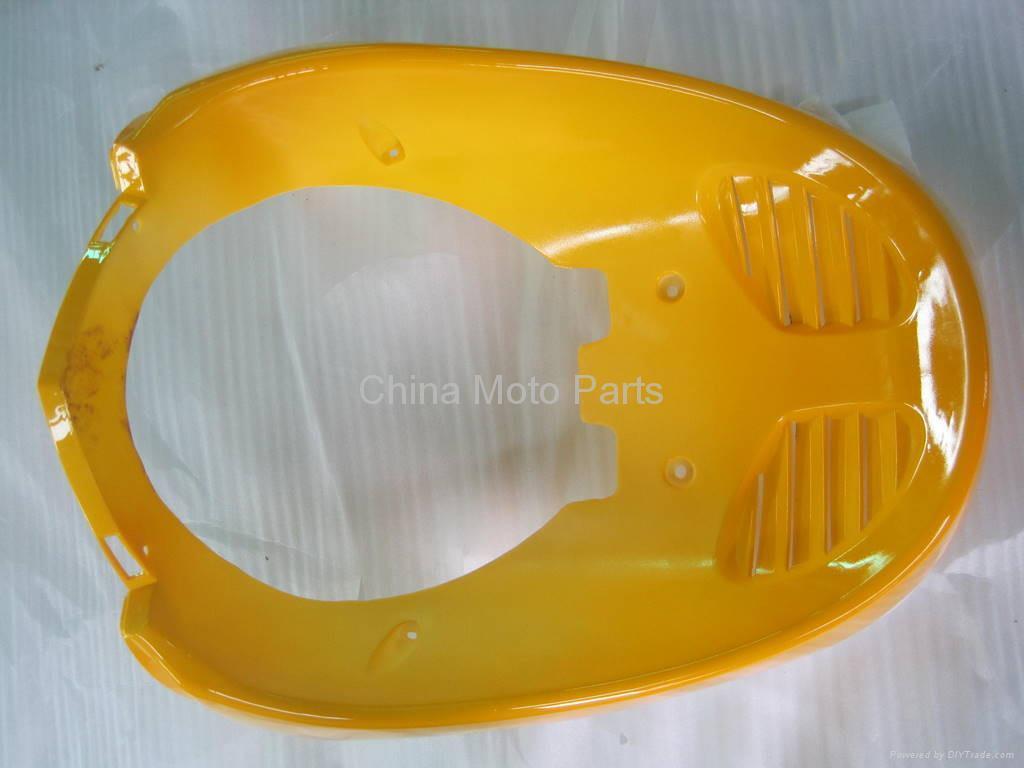 motorcycle plastic