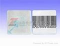 EAS防盗标签  不干胶标签  超市标签  超市防盗