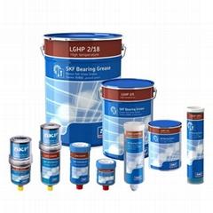 SKF 進口工業軸承高性能高溫潤滑脂LGHP2