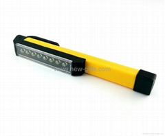 New 8 LED's  Workshop Lamp / Pocket